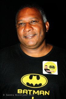 The Batman of Uberlândia fights against crime in his city.
